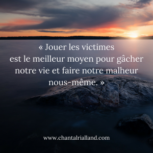 Post FB Jouer les victimes Septembre 2018