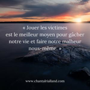 Post FB Jouer les victimes Septembre 2018