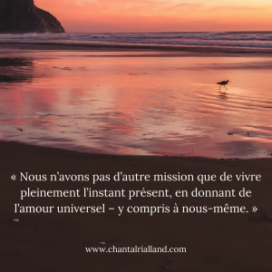 Post FB Mission sur terre Septembre 2018