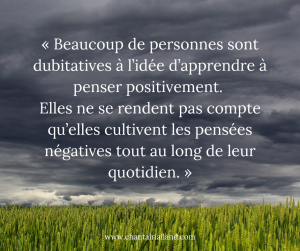 Post FB novembre 2019 Penser positivement
